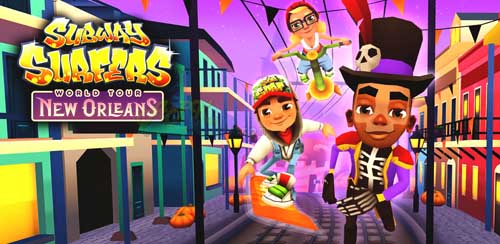 Subway Surfers v1.15.0