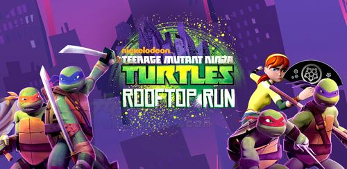 TMNT: ROOFTOP RUN v1.0 + data