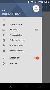 Tiny Tiny RSS v1.226