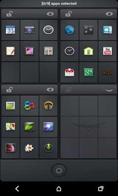 Tizen Launcher v1.0