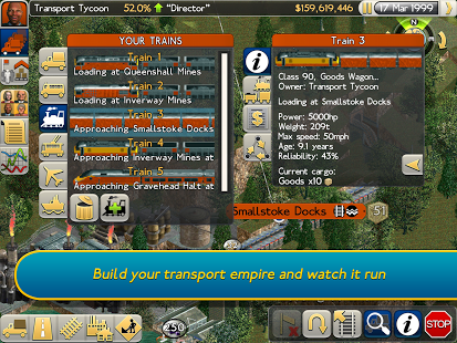 Transport Tycoon v0.40.1215 + data