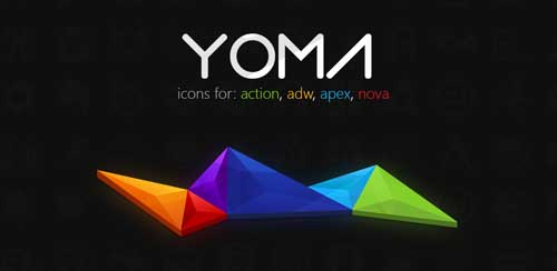 Yoma (apex, nova, adw icons) v1.2.2