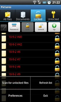 File Locker v1.0.3