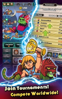 He-Man™ Tappers of Grayskull™ v2.0.4