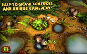 تصویر محیط Ant Raid v1.0.12