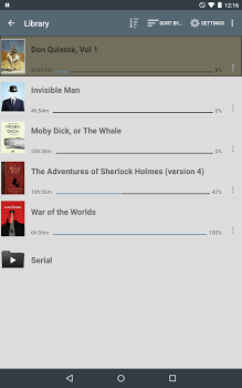 Listen Audiobook Player v4.5.5
