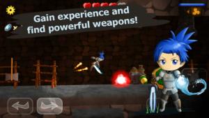 تصویر محیط Swordigo v1.4.1
