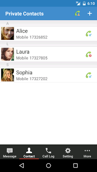 Private Space Pro – SMS & Contact v1.8.6