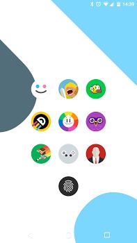 FlatDroid – Icon Pack v10.0