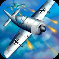 بازی حمله به دشمن با هواپیما آیکون