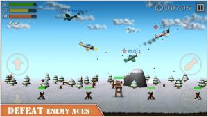 تصویر محیط Sky Aces 2 v1.03