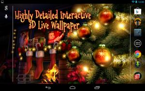تصویر محیط Christmas HD v1.6.2.1898