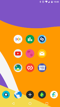 FlatDroid – Icon Pack v10.0