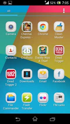 Android 4.4 Light Icons Theme v1.0.2