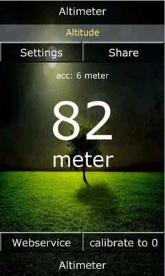 Android Altimeter Pro v3.5.4