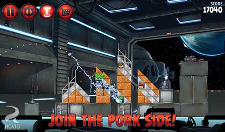 Angry Birds Star Wars II v1.1.1