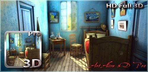 Art Alive 3D Pro lwp v1.0