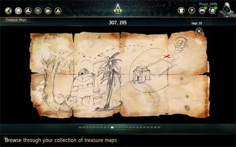 Assassin's Creed® IV Companion v2.1 + data