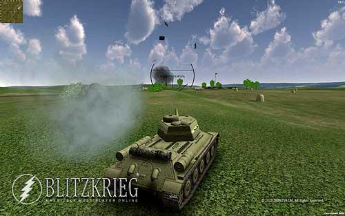 Blitzkrieg MMO Tank Battles v0.96