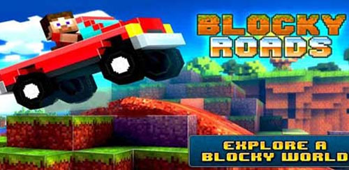 Blocky Roads v1.3.5 + data