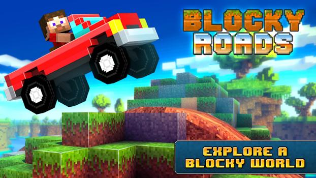 Blocky Roads v1.3.5 + data