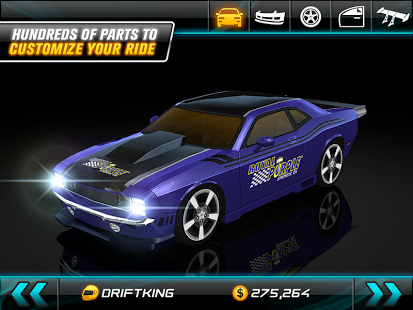 Drift Mania: Street Outlaws v1.18 + data