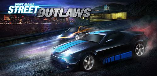 دانلود بازی ماشین سواری Drift Mania: Street Outlaws v1.10