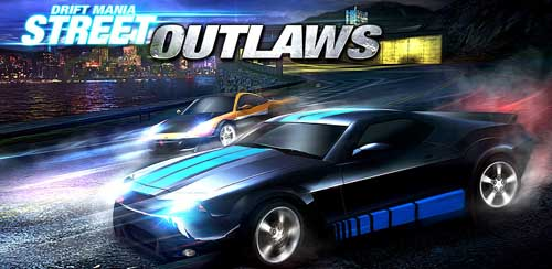 Drift Mania: Street Outlaws v1.04 + data