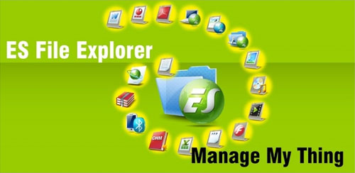 ES File Explorer File Manager v3.0.6.0