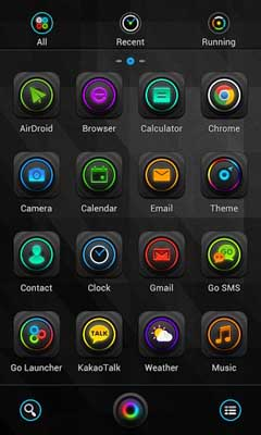 Electric Tourbillon GO Theme v1.0