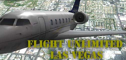 Flight Unlimited Las Vegas v1.1 + data
