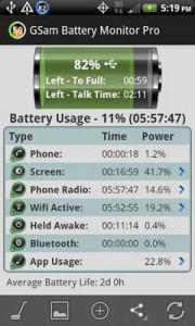 GSam Battery Monitor Pro1