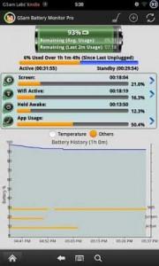 GSam Battery Monitor Pro36