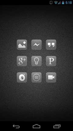 Glasklart Go Nova Apex Theme v3.4