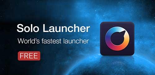 Solo Launcher ★Theme & Locker★ v1.4.1