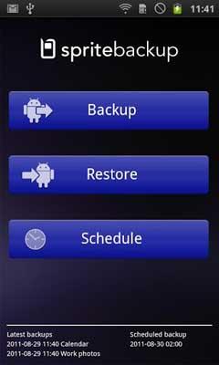 Sprite Backup v2.6.5