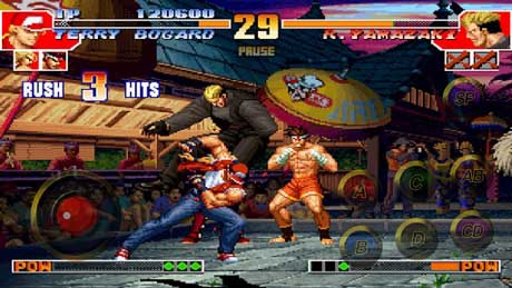 THE KING OF FIGHTERS '97 v1.0 + data