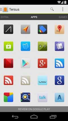 Tersus 2.0 (nova apex icons) v2.0.3