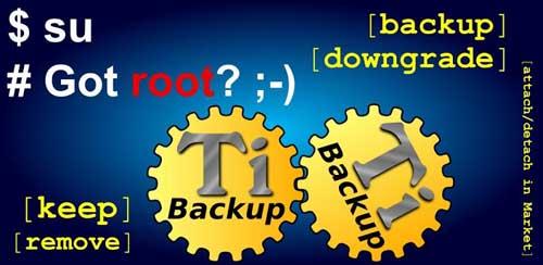 Titanium Backup PRO ★ root v8.3.1