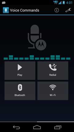 Voice Commands -1.2.20