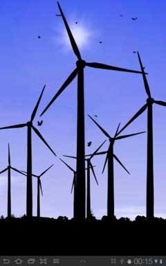 Wind Power Live Wallpaper – v2.04