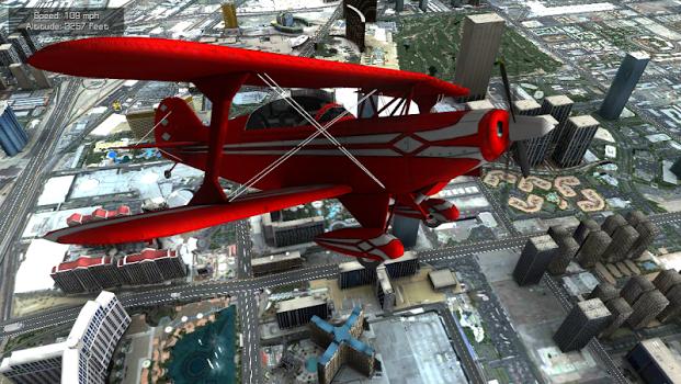 Flight Unlimited Vegas HD Sim v1.2 + data