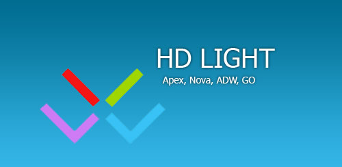 HD Light – Apex, Nova, ADW, GO v1.7.2