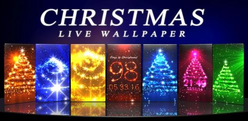 Christmas Live Wallpaper Full v6.00P