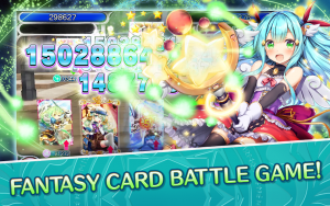 تصویر محیط Valkyrie Crusade 【Anime-Style TCG x Builder Game】v5.3.0