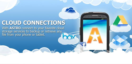 ASTRO File Manager with Clouds PRO v4.8.5 build 2017030120