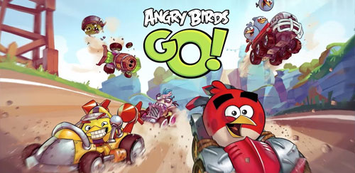 Angry Birds Go! v1.0.1 [Unlimited Money] + data