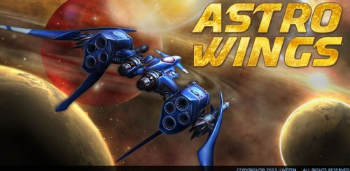 Astro Wings Gold Flower v1.0.1