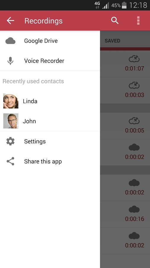 Automatic Call Recorder Pro v5.36