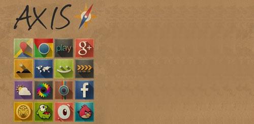 Axis – GO Apex Nova Theme v2.2.3